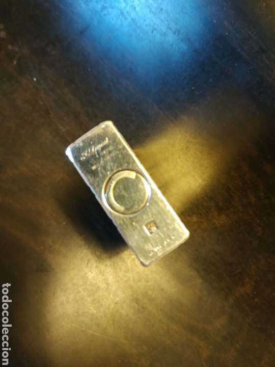 Mecheros: encendedor dupont de plata impecable - Foto 5 - 254333905