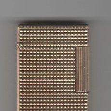 Mecheros: MECHERO ENCENDEDOR DUPONT-ORO-20 MICRAS. Lote 254362160