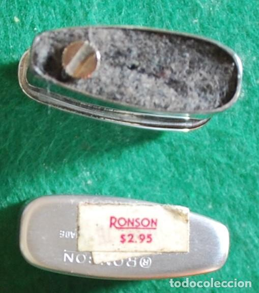 Mecheros: Encendedor Vintage RONSON Typhoon - Publicidad: The Austin Company - Foto 5 - 263134890