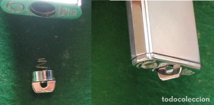 Mecheros: Encendedor Vintage - RONSON Varaflame Electronic - Made in England - Foto 4 - 263175090
