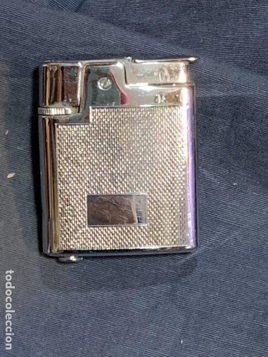 MECHERO RONSON ENGLAND 2303 5X4CMS (Coleccionismo - Objetos para Fumar - Mecheros)