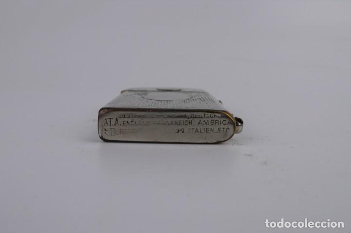 Mecheros: Dubsky Record - mechero de gasolina semi automático - Austria Ca.1910 - Foto 7 - 266269788