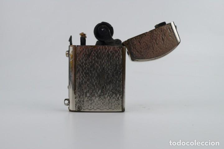 Mecheros: Dubsky Record - mechero de gasolina semi automático - Austria Ca.1910 - Foto 8 - 266269788
