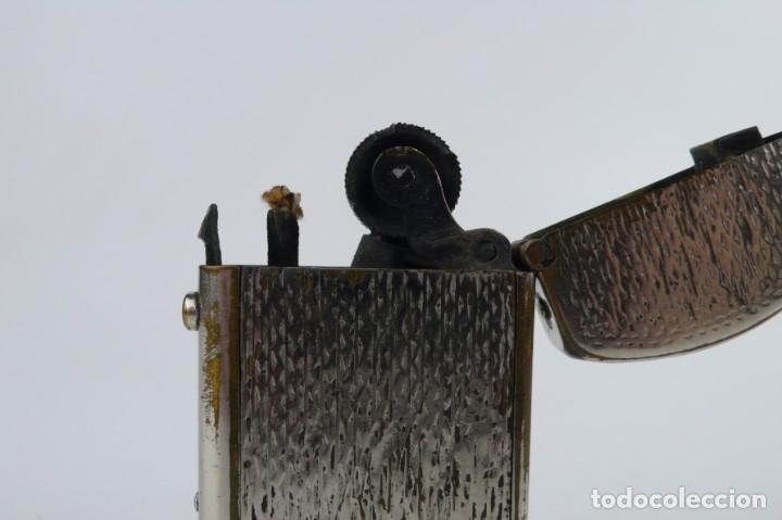 Mecheros: Dubsky Record - mechero de gasolina semi automático - Austria Ca.1910 - Foto 9 - 266269788
