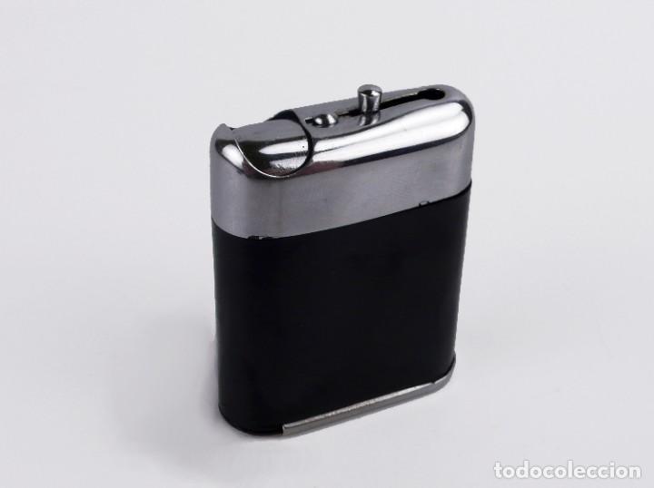 Mecheros: Margon- raro mechero de gasolina encendido eléctrico -años 40-50 -100% completo - Foto 3 - 266433343