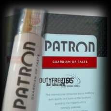 Mecheros: CLIPPER PATRÓN TABACO. Lote 283920538