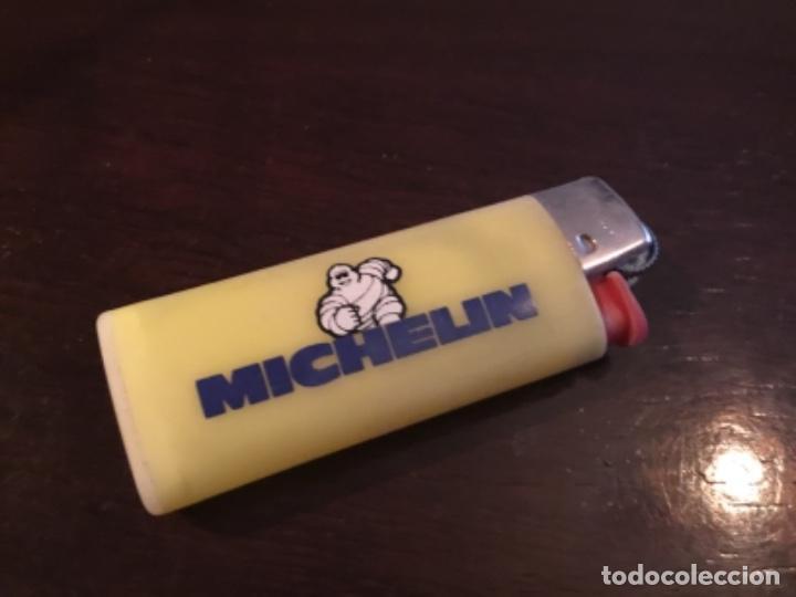 MECHERO MICHELIN (Coleccionismo - Objetos para Fumar - Mecheros)