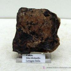 Coleccionismo de minerales: MINERAL - COBRE. Lote 26926890