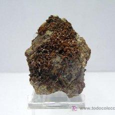 Coleccionismo de minerales: MINERAL - VANADINITA (ARGENTINA). Lote 26986899