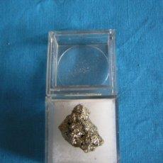 Coleccionismo de minerales: PIRÍTA. PROCEDENTE DEL PERÚ - MINERALES. Lote 26306030
