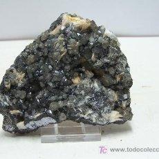 Coleccionismo de minerales: MINERAL - CERSUTA. Lote 26770159
