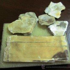 Coleccionismo de minerales: MICA MOSCOVITA, PROCEDENTE DE CAP DE CREUS.. Lote 27610185
