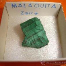 Collezionismo di minerali: MINERAL MALAQUITA ORIGEN ZAIRE .. Lote 28731833