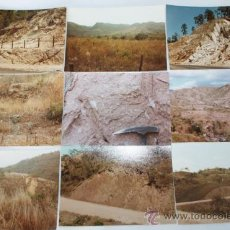 Coleccionismo de minerales: 24 FOTOGRAFIAS DE ALGUNA COMPAÑIA MINERA EN CENTRO O SUDAMERICA. Lote 32035155