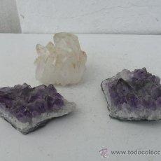 Coleccionismo de minerales: 3 MINERALES . Lote 36626653