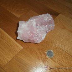 Coleccionismo de minerales: PIEDRA DE CUARZO ROSA (CUARZO ROSADO) - MINERAL. Lote 111304055