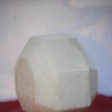 Coleccionismo de minerales: PRECIOSA PIEZA ORNAMENTALDE ALABASTRO. Lote 39787057