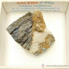 Coleccionismo de minerales: GALENA. Lote 38373237