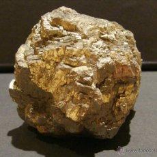 Coleccionismo de minerales: EXCEPCIONAL PIRITA LÉRIDA PONT DE SUERT LLEIDA GRAN TAMAÑO 945 GR. Lote 45921344