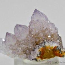 Coleccionismo de minerales: AMATISTA CITRINO CACTUS SPIRIT - SUDAFRICA AMETHYST CITRINE. Lote 46575875