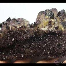 Coleccionismo de minerales: DRUSA DE AMATISTA TIPO CACTUS. Lote 47268623