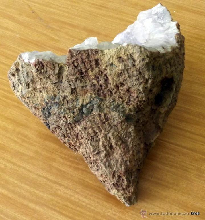 Coleccionismo de minerales: GEODA CUARZO AMATISTA - Foto 3 - 47940563