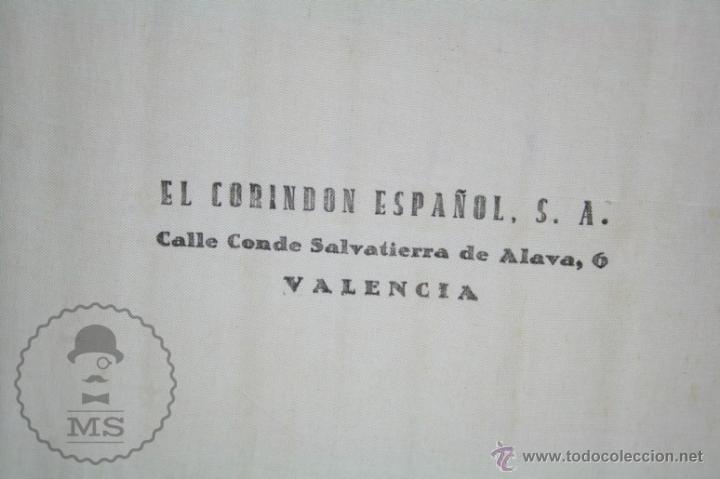 Coleccionismo de minerales: Antiguos Muestrarios de Corindón Español - Mineral - Primera Mitad S XX - Estuches P. Settier - Foto 3 - 48640437