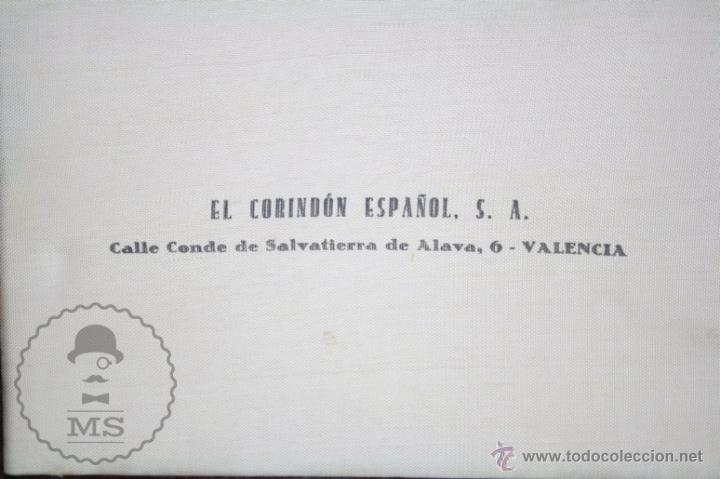 Coleccionismo de minerales: Antiguos Muestrarios de Corindón Español - Mineral - Primera Mitad S XX - Estuches P. Settier - Foto 7 - 48640437