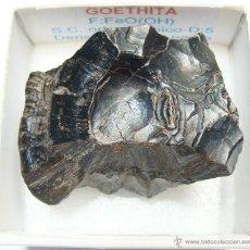 Coleccionismo de minerales: GOETHITA. Lote 50127368