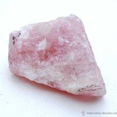 Coleccionismo de minerales: CUARZO ROSA EN BRUTO. PIEZA DE 180 GRAMOS. Lote 51191889