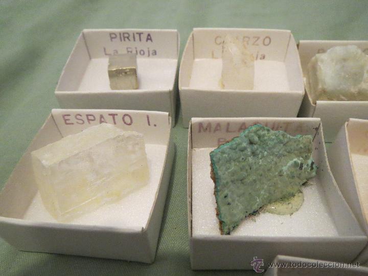 Coleccionismo de minerales: COLECCION DE MINERALES - Foto 2 - 52432381