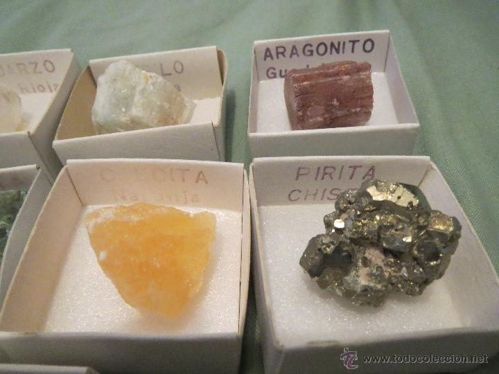 Coleccionismo de minerales: COLECCION DE MINERALES - Foto 3 - 52432381