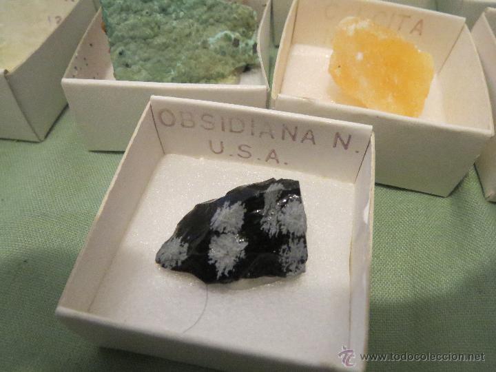 Coleccionismo de minerales: COLECCION DE MINERALES - Foto 4 - 52432381