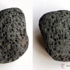 Collezionismo di minerali: PIEZA ROCA VOLCÁNICA BASÁLTICA BASALTO. Lote 149207400