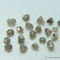Coleccionismo de minerales: FD MINERALES: LOTE DE 20 DIAMANTES NATURALES - AUSTRALIA - AUS 9. Lote 53646701