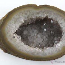 Coleccionismo de minerales: PIEDRA DE CUARZO BLANCO. MEDIDA: 18 X 12,5 X 6 CM.. Lote 54321546