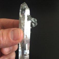 Coleccionismo de minerales: CUARZO CON MOSCOVITA PAKISTAN. Lote 55099809