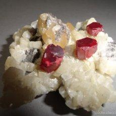 Coleccionismo de minerales: CINABRIO PROCEDENTE DE HUNAN (CHINA). Lote 57276387