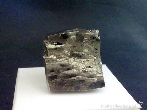 Coleccionismo de minerales: PIRITAS - CUBO DE PIRITA CON MACLA - ESPAÑA - Foto 5 - 107378684