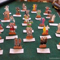 Coleccionismo de minerales: COLECCION DE IMAGENES DE CARNAVAL DE CADIZ. Lote 57447729