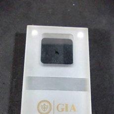 Coleccionismo de minerales: CAJA PARA PIEDRAS PRECIOSAS DE LA FIRMA GIA. Lote 57828913
