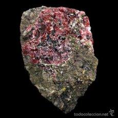 Coleccionismo de minerales: *** MAGNIFICO CINABRIO. ALMADÉN, CIUDAD REAL (ESPAÑA) ***. Lote 98677371