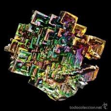 Coleccionismo de minerales: *** ESPECTACULAR BISMUTO PROCEDENTE DE ALEMANIA ***. Lote 58452038