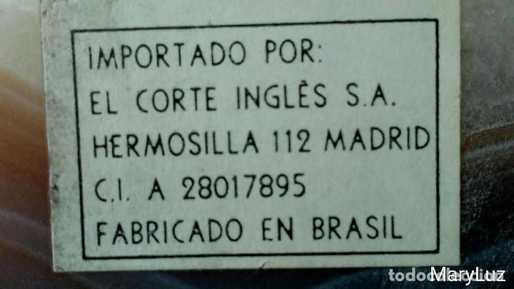 Coleccionismo de minerales: PIEDRA DE BRASIL. Peso: 1,5 Kg. Años 80-90. - Foto 8 - 67865053
