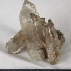 Coleccionismo de minerales: MACLA DE CUARZO PESO: 501 GR. DIMENSIONES: 103 X 84 X 81 MM. Lote 72450646