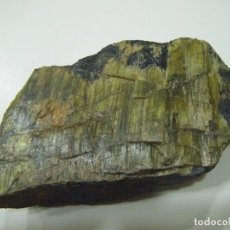 Coleccionismo de minerales: ANTIGORITA VERDE/AMARILLO SOBRE MATRIZ. Lote 74725691