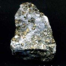 Coleccionismo de minerales: AUTENTICA PEPITA DE ORO Y COBRE MUY BONITA PESA 28 GRAMOS APROXIMADAMENTE - ES BASTANTE GRANDE - Nº6. Lote 75551759