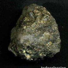 Coleccionismo de minerales: AUTENTICA PEPITA DE ORO Y COBRE MUY BONITA PESA 37 GRAMOS APROXIMADAMENTE - ES BASTANTE GRANDE - Nº7. Lote 75551883