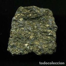 Coleccionismo de minerales: AUTENTICA PEPITA DE ORO Y COBRE MUY BONITA PESA 32 GRAMOS APROXIMADAMENTE - ES BASTANTE GRANDE - Nº9. Lote 75552075