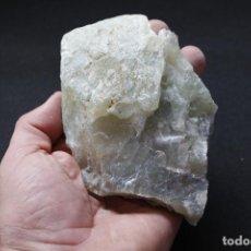 Coleccionismo de minerales: JADE 328 GR SUERTE MINERAL CRISTALES PRECIO REDUCIDO. Lote 75671434